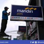 NEON BOX BANK MANDIIRI